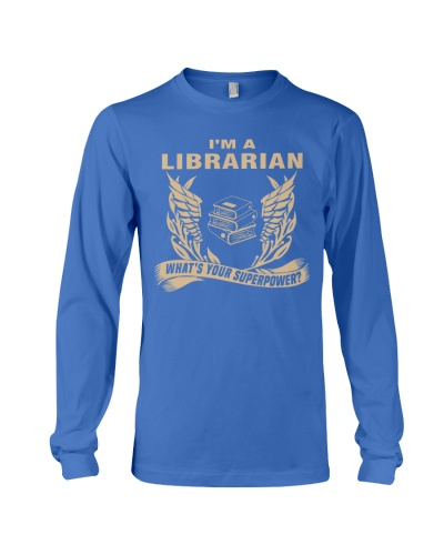 I'm A Librarian