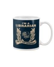 I'm A Librarian Mug thumbnail