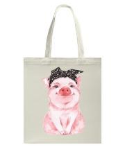 Love Pig Tote Bag thumbnail