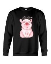 Love Pig Crewneck Sweatshirt thumbnail