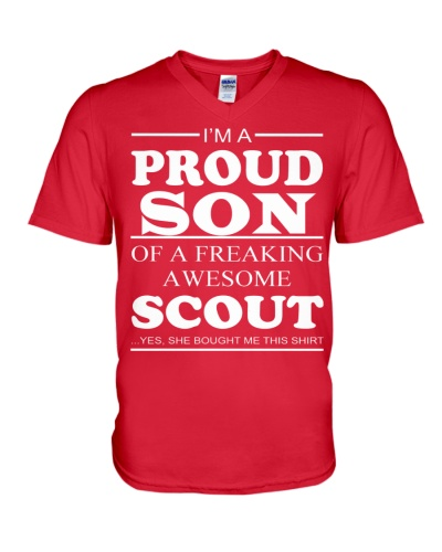 I'm A Proud Son Of A Freaking Awesome Scout