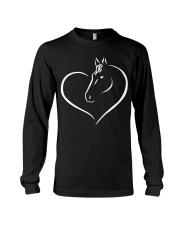 HEART HORSE Long Sleeve Tee thumbnail