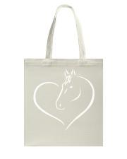 HEART HORSE Tote Bag thumbnail