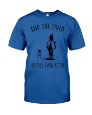 SHE LIVED HAPPILY EVER AFTER Classic T-Shirt tile