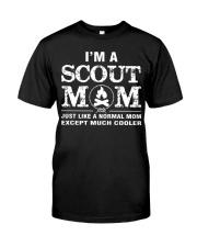 I'm a Scout Mom Classic T-Shirt thumbnail