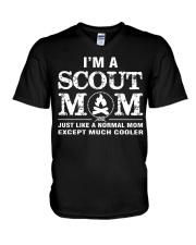 I'm a Scout Mom V-Neck T-Shirt thumbnail