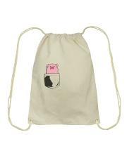 PIG LOVER Drawstring Bag thumbnail