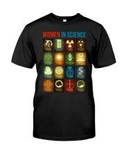 WOMEN IN SCIENCE Classic T-Shirt thumbnail