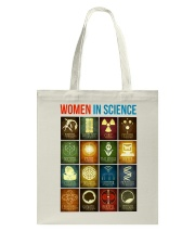 WOMEN IN SCIENCE Tote Bag thumbnail