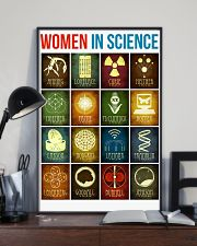 WOMEN IN SCIENCE 16x24 Poster lifestyle-poster-2