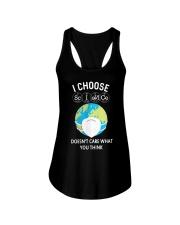 I CHOOSE SCIENCE Ladies Flowy Tank thumbnail