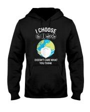 I CHOOSE SCIENCE Hooded Sweatshirt thumbnail