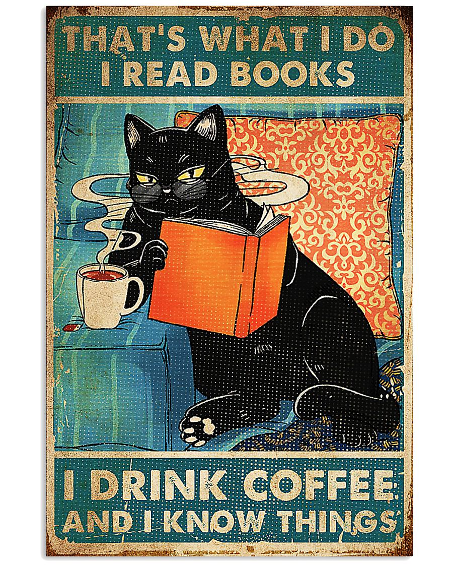 That's What I Do I Read Books 11x17 Poster