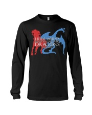 I RIDE HORSE Long Sleeve Tee thumbnail