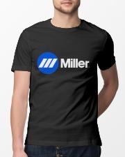 welder- miller Classic T-Shirt lifestyle-mens-crewneck-front-13