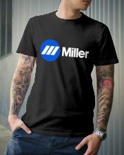 welder- miller Classic T-Shirt lifestyle-mens-crewneck-front-6