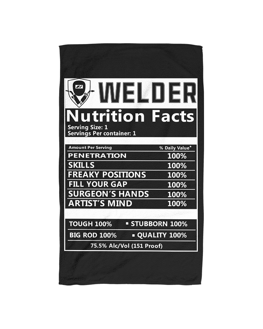 welder06069534 Hand Towel