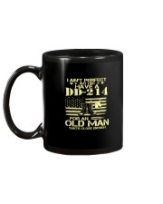 I Do Have A DD-214 For An Old Man That's Close Eno Mug back