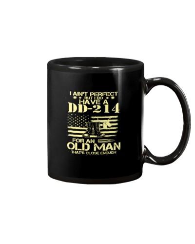 I Do Have A DD-214 For An Old Man That's Close Eno
