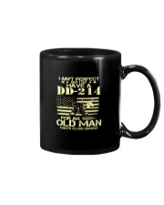 I Do Have A DD-214 For An Old Man That's Close Eno Mug front