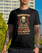 Towboater- Straight Hustle all day Shirt Premium Fit Mens Tee lifestyle-mens-crewneck-front-8