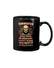 Towboater- Straight Hustle all day Shirt Mug thumbnail
