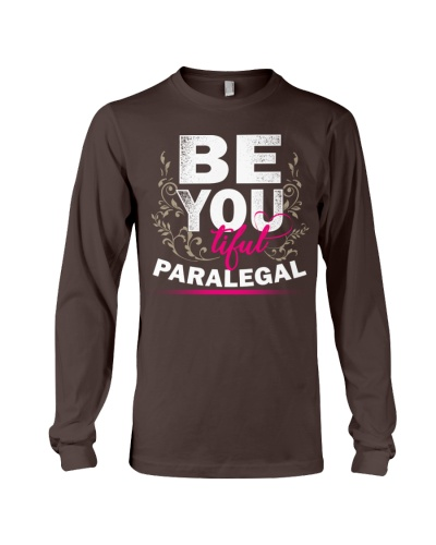 BeYou-tiful Paralegal Shirt