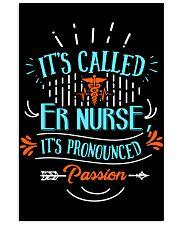 Proud ER Nurse Shirt 16x24 Poster thumbnail