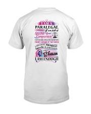 Awesome Paralegal Shirt Classic T-Shirt thumbnail