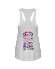 Awesome Paralegal Shirt Ladies Flowy Tank thumbnail