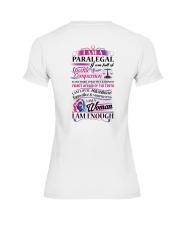 Awesome Paralegal Shirt Premium Fit Ladies Tee thumbnail