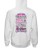 Awesome Paralegal Shirt Hooded Sweatshirt thumbnail