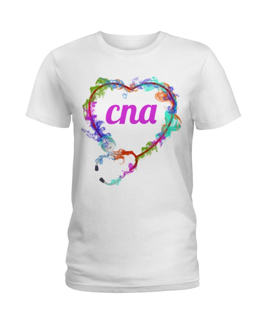 Cute CNA Shirt Ladies T-Shirt