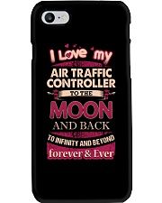 I love my Air Traffic Controller  to the Moon Phone Case thumbnail