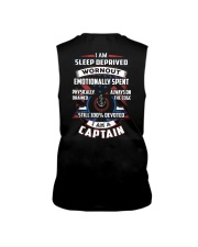 Devoted Captain Shirt Sleeveless Tee thumbnail