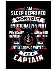 Devoted Captain Shirt 24x36 Poster thumbnail