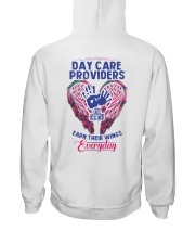 Awesome Daycare Provider Shirt Hooded Sweatshirt thumbnail
