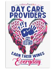 Awesome Daycare Provider Shirt 16x24 Poster thumbnail