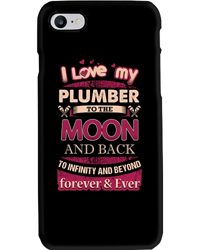 I love my Plumber to the Moon