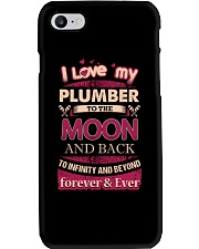 I love my Plumber to the Moon Phone Case thumbnail