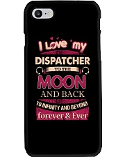 I love my Dispatcher to the Moon Phone Case thumbnail