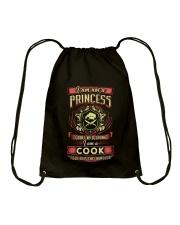 Princess Cook Shirt Drawstring Bag thumbnail