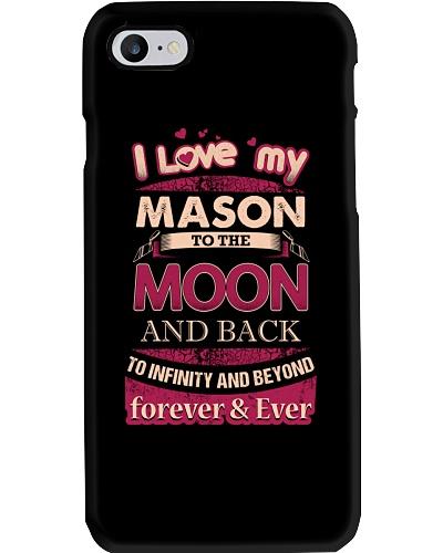 I love my Mason to the Moon