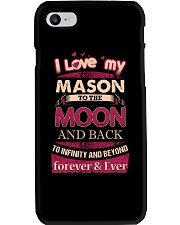 I love my Mason to the Moon Phone Case thumbnail