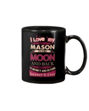 I love my Mason to the Moon Mug thumbnail