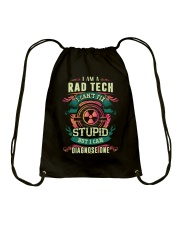 Rad Tech can fix Stupid Shirt Drawstring Bag thumbnail