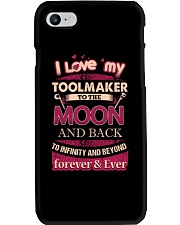 I love my Toolmaker to the Moon Phone Case thumbnail