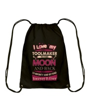 I love my Toolmaker to the Moon Drawstring Bag tile