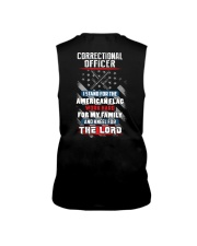 Proud Correctional Officer Shirt Sleeveless Tee thumbnail