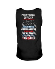 Proud Correctional Officer Shirt Unisex Tank thumbnail